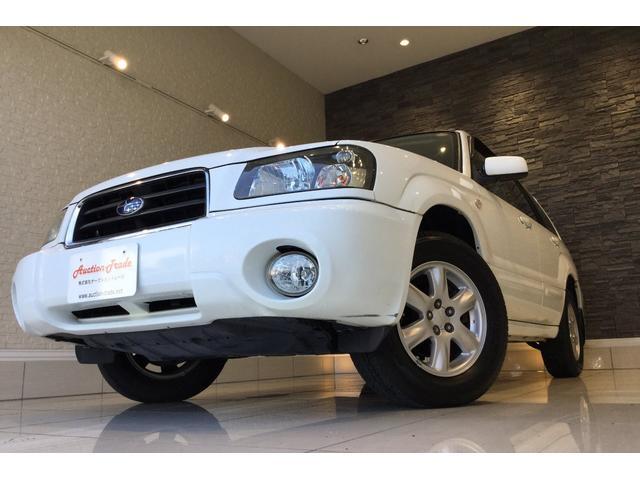 スバル X20 ハーフレザーシート キーレス 4WD
