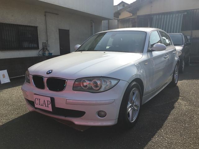 BMW 118i スマートキー CD アルミホイール
