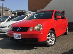 VW ポロベースグレード キーレス サンルーフ CD アルミホイール
