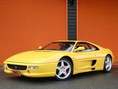 フェラーリ F355GTS 正規D車後期XR純正F6速車可変マフラ−