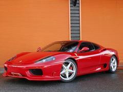 フェラーリ 360モデナF1 チャレンジ仕様TWSマフラー