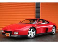 フェラーリ 348ts正規D車コーンズ物1オーナー車15700km