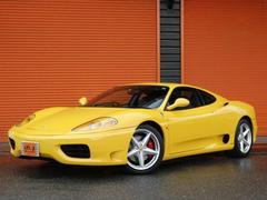 フェラーリ 360モデナF1 正規D車右HD整備記録10年分有