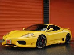 フェラーリ 360モデナF1 HAMANN仕様パワクラ可変ClutchXX