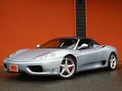 フェラーリ 360F1スパイダー 正規D車TベルXX済可変マフラー
