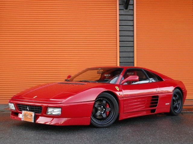 フェラーリ 348tb MSRマフラーFerrariBAG外18AW