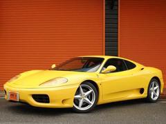 フェラーリ 360モデナF1 正規D車FullNormalCar2オーナー車