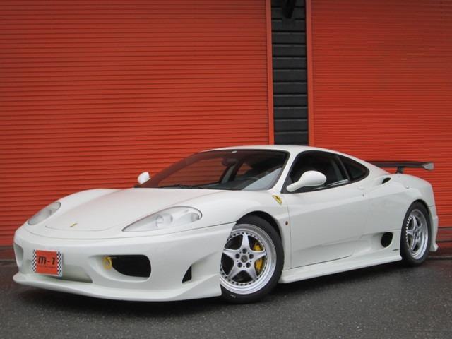 フェラーリ モデナF1 正規D車最終型Ksg可変ロベルタ