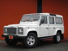 ランドローバー ディフェンダー110SE ディーゼルターボ 4WD D車D−TB