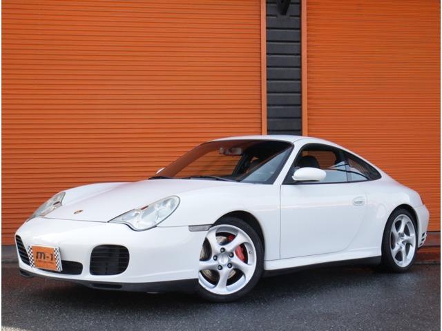 ポルシェ 911カレラ4S TipS4WD正規D車黒革SHDDナビTV