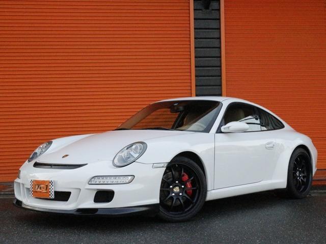ポルシェ 911カレラS ティプトロニックS スポーツクロノPKG