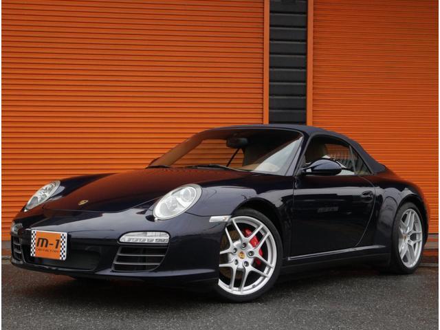 ポルシェ 911カレラS 後期モデルPASM電動OP4S純正6速