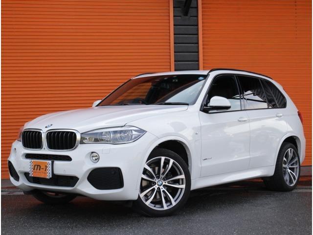 BMW xDrive 35d Mスポーツ 正規D車後期本革