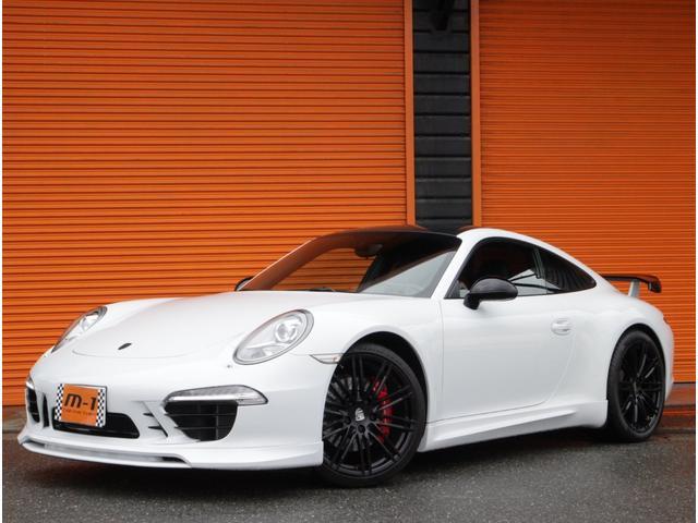 ポルシェ 911カレラSスポクロスポEXテックアート仕様20アルミD車