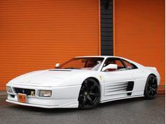 フェラーリ 348 ts 正規D車左H5速車FullKit外マフラー外20AW(フェラーリ)