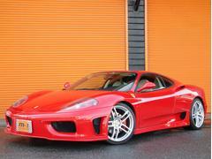 フェラーリ 360モデナF1正規D車ファブレスエアロAVS鍛造AW可変マフラー