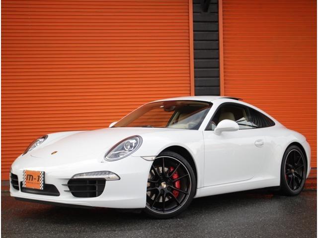 ポルシェ 911カレラS PDK スポクロPスポーツEX正規D車