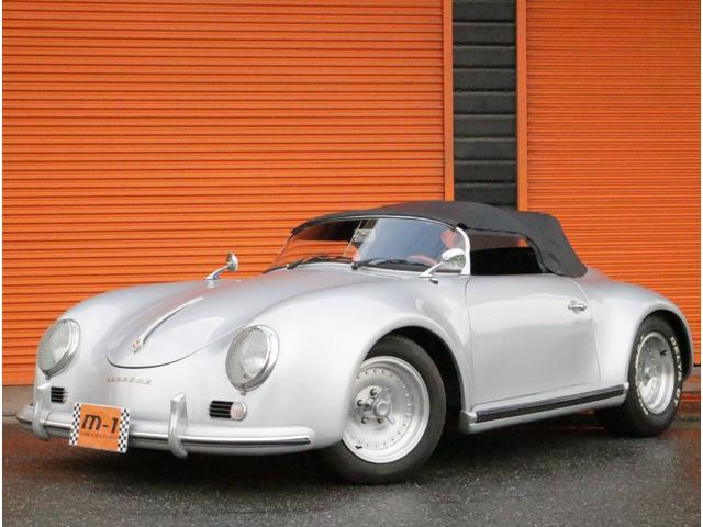 ポルシェ 356 356スピードスターレプリカカドロンツインキャブワイドボディ