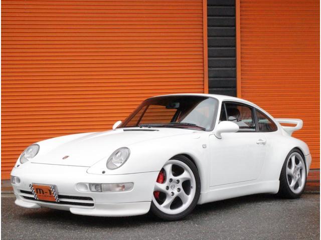 ポルシェ 911 911カレラ ティプトロS正規D車後期バリオラムEg赤革S