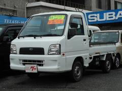 サンバートラックTB 4WD パワステ 5MT