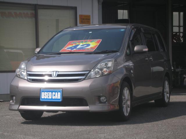 トヨタ プラタナ HDDナビ フルセグTV 左側パワースライド