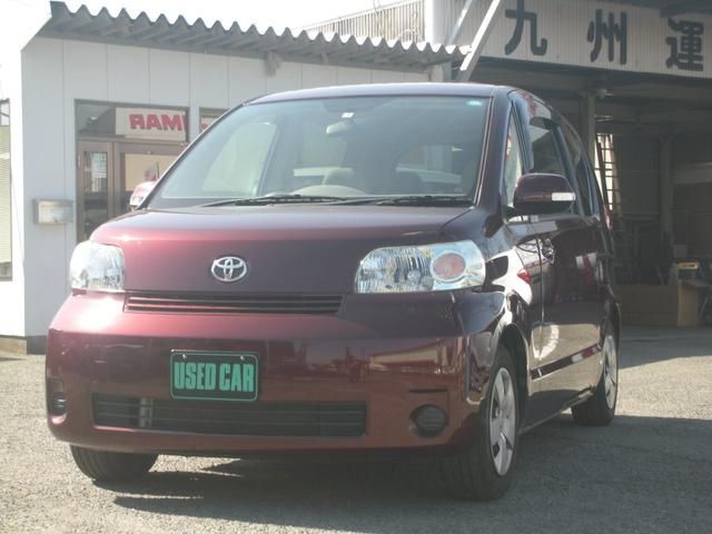 トヨタ ポルテ 130i Cパッケージ HIDセレクション 左パワースライド