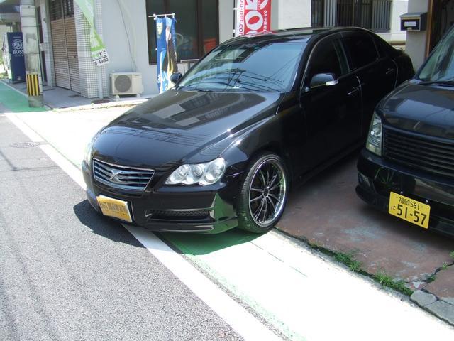 トヨタ 250G Sパッケージ
