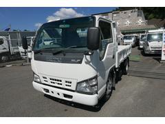 エルフトラック3T強化フルフラットローダンプ