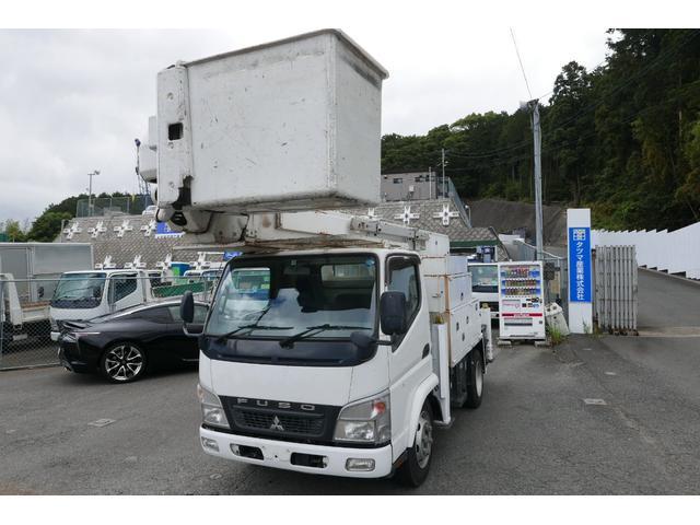 三菱ふそう アイチ高所作業車