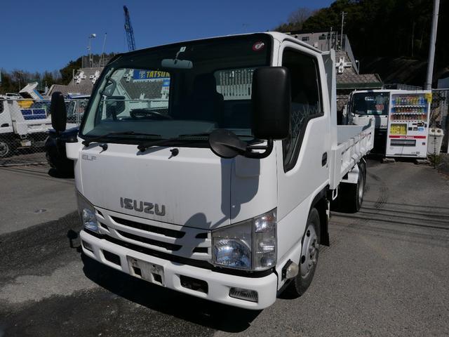 いすゞ エルフトラック 2トン低床ダンプ Dターボ