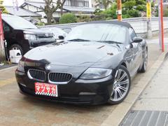 BMW Z4ロードスター2.5i 後期型 電動オープン 18アルミ 黒革