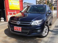VW ティグアンスポーツ&スタイル HDDナビ フルセグTV HIDライト