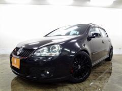 VW ゴルフGTI車高調 黒革SR Tベルト交換済タイヤ新品社外アルミ