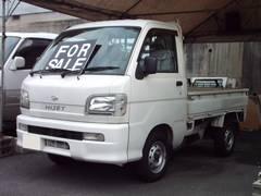 ハイゼットトラック5速 三方開 積載量350kg