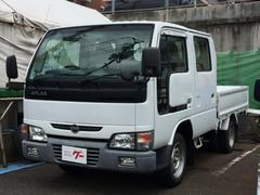 アトラストラックWキャブ 5速 低床 積載量1.25t