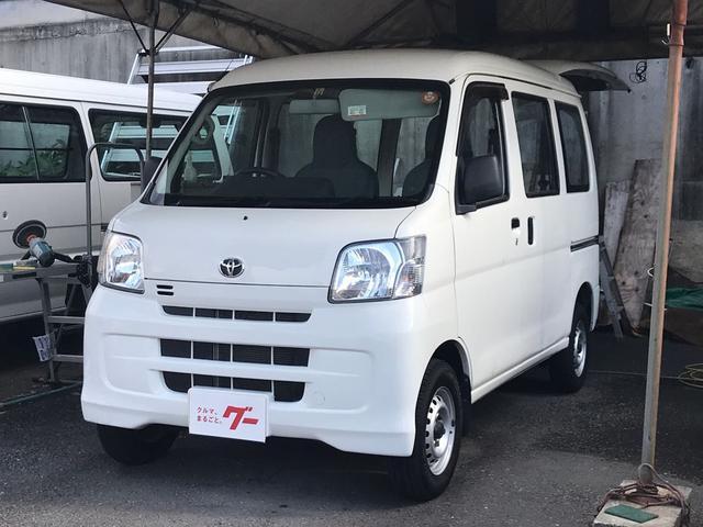 「トヨタ」「ピクシスバン」「軽自動車」「福岡県」の中古車