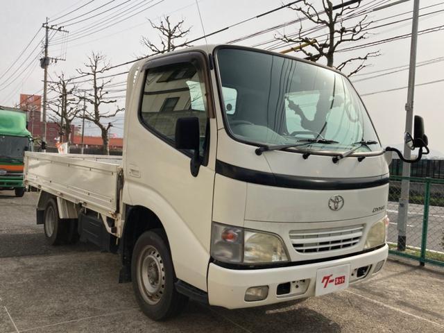 トヨタ ダイナトラック  5速 ガソリン エアコン パワステ パワーウインド 三方開 積載量1.5t