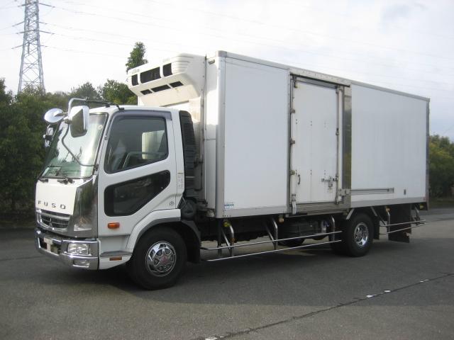 三菱 三菱 冷蔵冷凍車 -20度設定