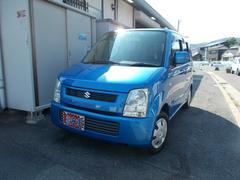 ワゴンRFX Tチェーン式 キーレス CDデッキ 5速車