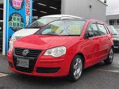 VW ポロサンクスエディション HDDナビ地デジ キーレス