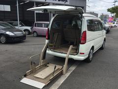 セレナ車椅子移動車 福祉車両 リフト