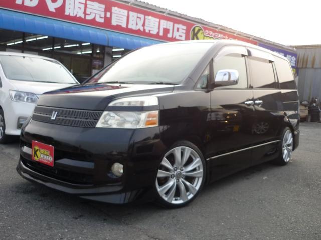 トヨタ Z 煌HDDナビ地デジバックカメラ車高調ホイール