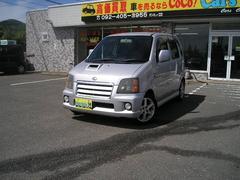ワゴンRバージョンV最終型特別仕様車 HID タイミングチェーン式