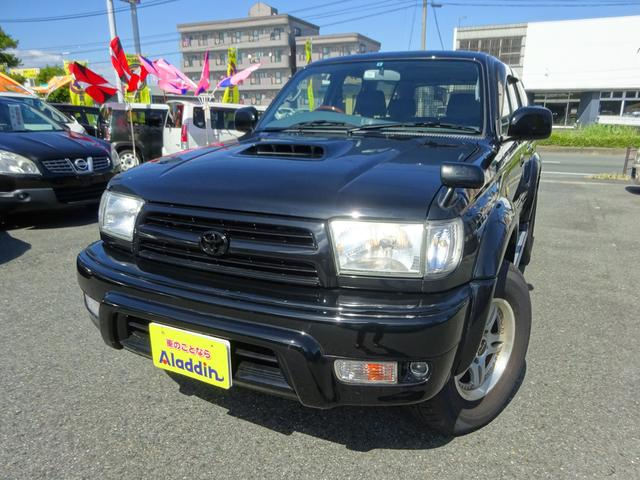 トヨタ SSR-X ターボ車 16AW キーレス