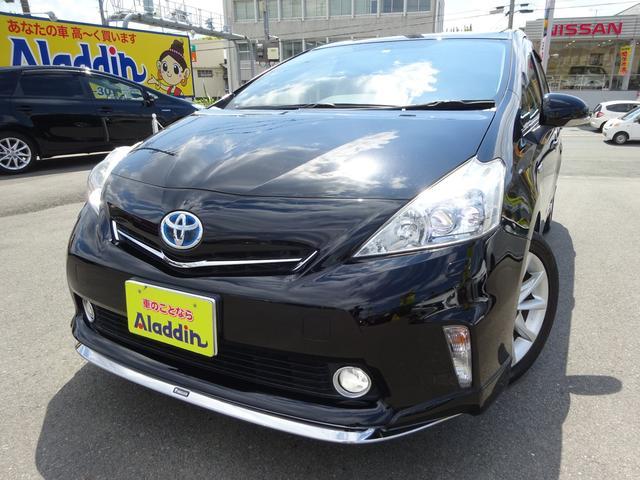トヨタ Sツーリングセレクション ワンオーナー 純正HDDナビ