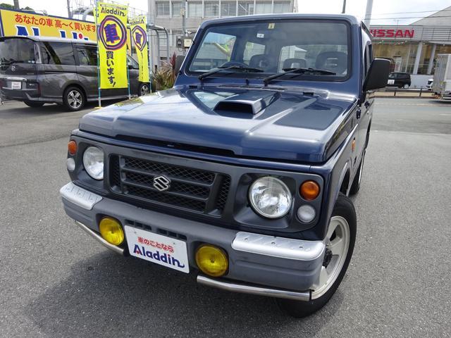 スズキ ワイルドウインド 4WD