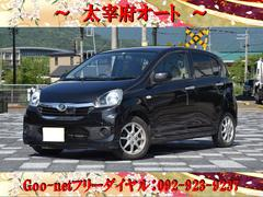 ミライースX SA エコアイドル TRC CVT