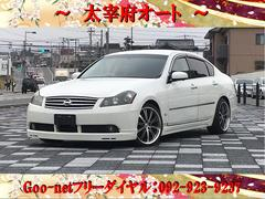 フーガ250GT ナビ SBカメラ 19AW エアロ DVD再生