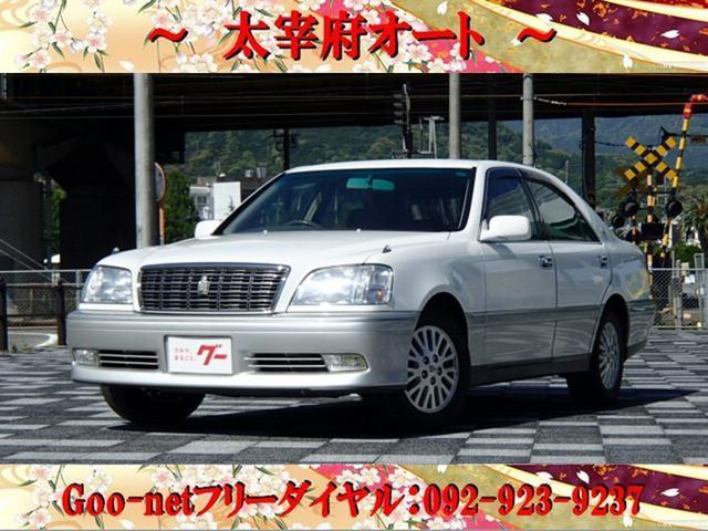 トヨタ クラウン ロイヤルエクストラリミテッド パワーシート 純...