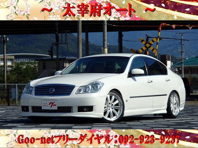 日産 350XV 革シート ETC DVDナビ スマートキー